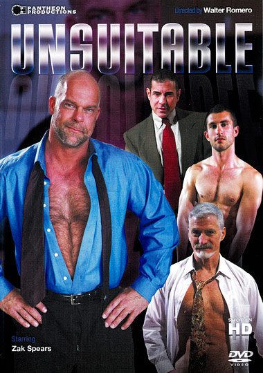 Real Men 20 Unsuitable - Cena 01 Cover 1
