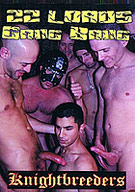 Check out this hot gangbang brought to you by Knightbreeders, featuring more man action than you can handle!