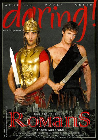 Romans Cover Front