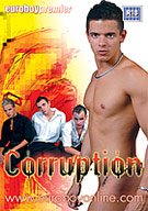 8 sexy boys, a bag of stolen diamonds and 5 XXX scenes. It may not be criminal, but it's definitely corrupt!
