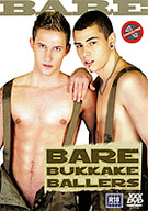 The guys bare all and put on a bukkake fest! They suck 3 or 4 dicks at a time! Every ass gets plugged, every mouth is filled with dick. It's all bareback for the hardest fucking possible!