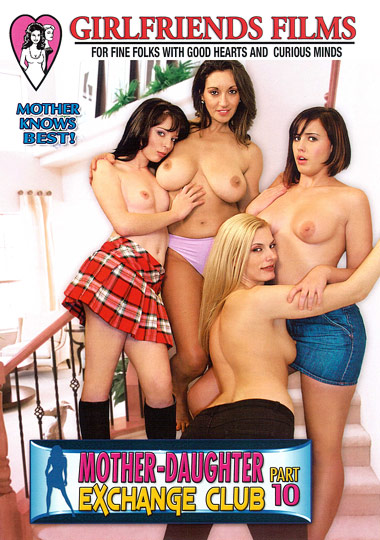 Mother-Daughter Exchange Club 10 cover