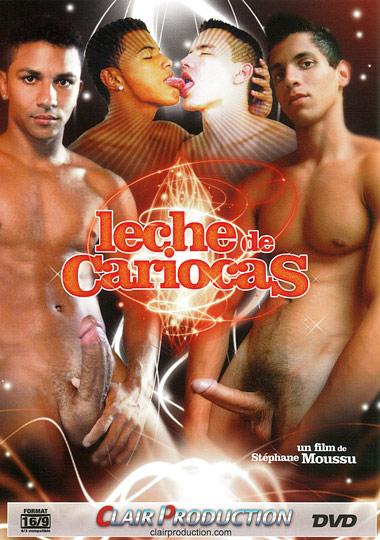 Leche de cariocas Cover Front