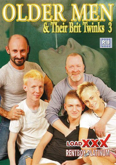 Older Men And Their Brit Twinks 3 cover