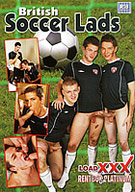 All British footie kit twink action! 4 dirty duets and a deep dicking threesome! Peeing and facial cumshots abound!