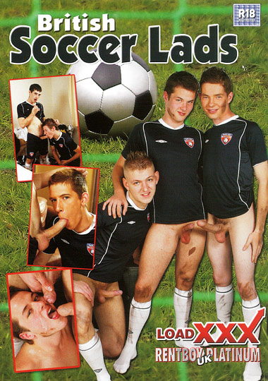 British Soccer Lads cover