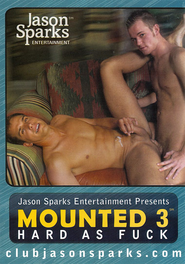 Mounted 3: Hard As Fuck cover