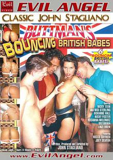 Buttman's Bouncing British Babes