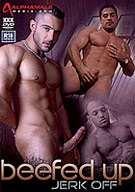 Take some time out with the stars of Alphamale as they work off the tension with a good, hard jerkoff. See Pedro Andreas, Daniel Marvin, Nathan Price and Vinnie D'Angelo wanking hard and coating their perfect bodies in cum!