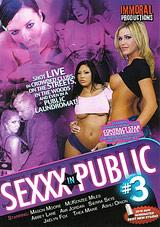 Sexxx In Public 3