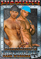 The men of Diamond put on a sex exhibition of sizable proportions! With only their boots on they drop down on a beautiful ass with their most prized piece of equipment. They really do get hard to work, to satisfy their hungry for dick and hard-ons. They all look so good while they do it too!