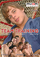 AYOR Studios  a brand new central European label  presents another super hot movie by Robert Boggs, who has directed for major American and European distributors. Nine beautiful, athletic guys appearing in seven all-action scenes  including a hot four-way orgy  enjoying wild, sporting sex while training outdoors and in the gym, fucking in the locker room and the showers.
