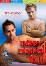 Straight Guys First Massage: Happy Endings 8