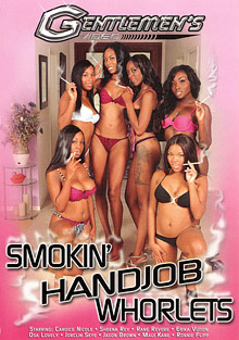Hetero Handjob : Smokin masturbation Whorlets!