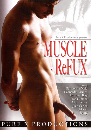 Muscle ReFux cover