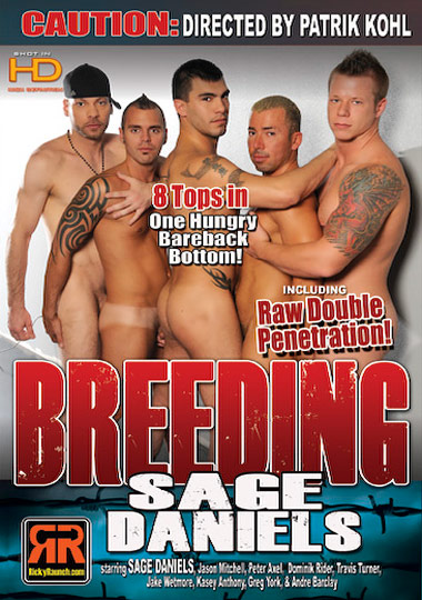 Breeding Sage Daniels Cover Front