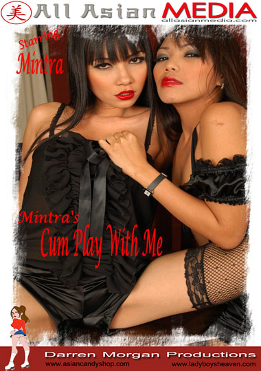 Mintra's Cum Play With Me cover