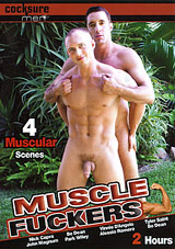 Put a couple of hard-muscled studs together and you get some wild, aggressive, LOUD sex. These guys really put those muscles to work, slamming their hard cocks deep inside their partners, and doing whatever it takes to get what they want. This one's more satisfying than your best workout.