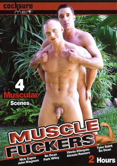 Muscle Fuckers 1 Cover Front