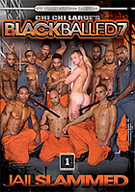 In Black Balled 7: Jail Slammed, Cameron Adams is made prisoner of a gangbang that sees him sucking and fucking every giant black cock in the cast! What begins with Cameron plowing one of his fellow cell mates gets extreme when the tables are turned and he's made to take each guy on the block while eating their asses and watching them get it on with each other! Just when you think his poor pink hole could take no more, he gets double penetrated and receives a load on his face from each of them! By far, Black Balled 7 is the most intense installment in the series to date!
