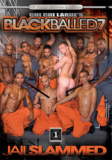 Black Balled 7: Jail Slammed cover