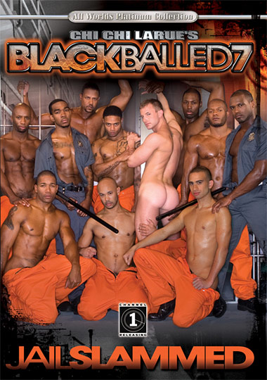 Black Balled 7: Jail Slammed Cover Front