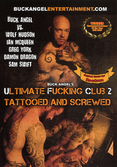 Buck Angel's Ultimate Fucking Club 2: Tattooed And Screwed cover