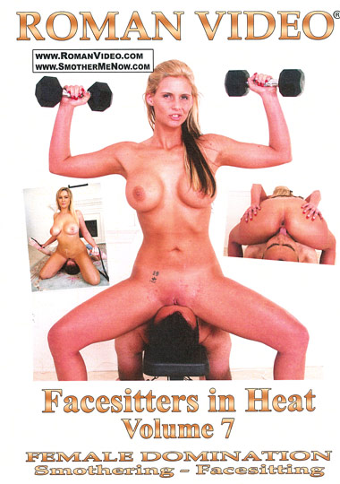 Facesitters In Heat 7 cover