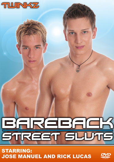 Bareback Street Sluts cover