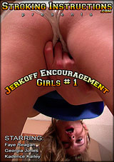 Jerkoff Encouragement Girls