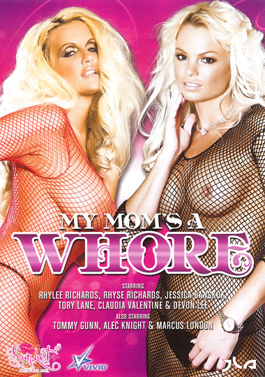My Mom's A Whore cover