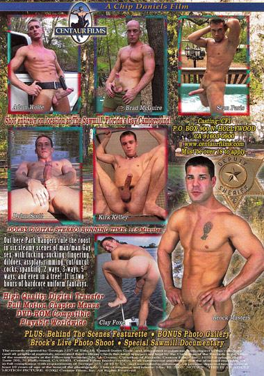Wild Rangers 1 Cover Back