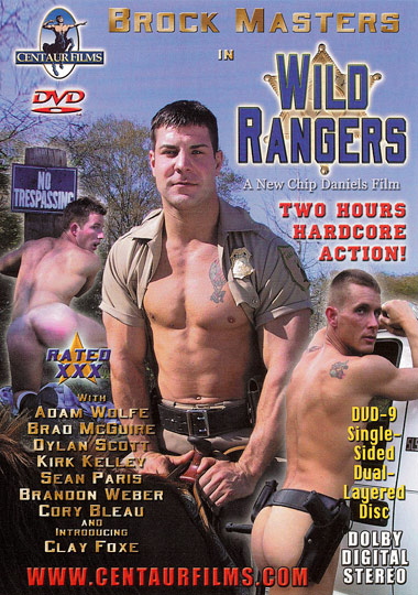Wild Rangers 1 Cover Front