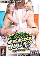 Monster Black Cock Junkies