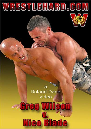 Greg Wilson V. Nico Blade cover