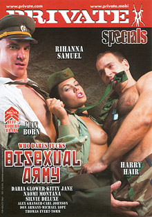 Bisexual Porn : half-and-half Army!