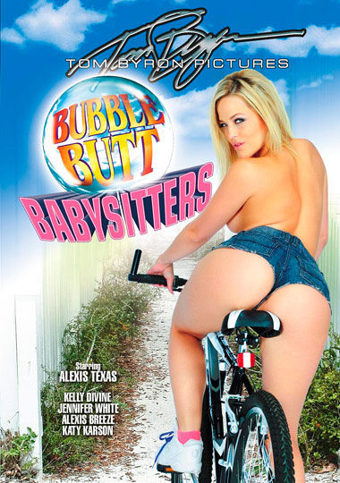 Bubble Butt Babysitters cover
