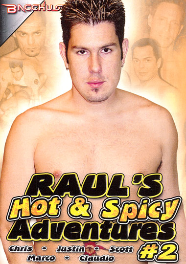 Raul's Hot And Spicy Adventures 2 cover