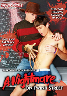 Gay Celebs : A Nightmare On twink Street!