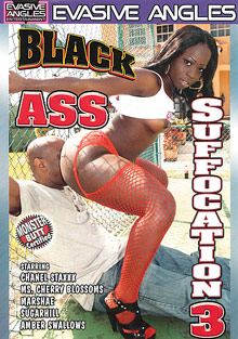 Black Ass Suffocation 3