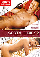 Sometimes two men will develop a special bond that transcends kinship or even bromance. These guys are far more than close friends; they become Sex Buddies. This happened in real life between Bel Ami stars Alex Orioli and Manuel Rios. Join us as these gorgeous men part the curtains on their private, intensely erotic life together in Sex Buddies 2.