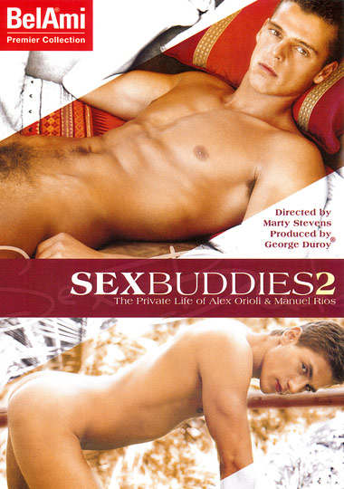Sex Buddies 2 cover