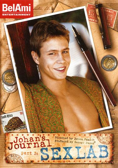 Johan's Journal 3: Sexlab cover