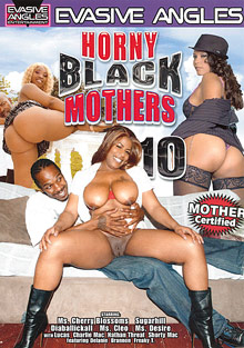Horny Black Mothers 10