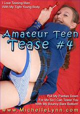 Amateur Teen Tease 4