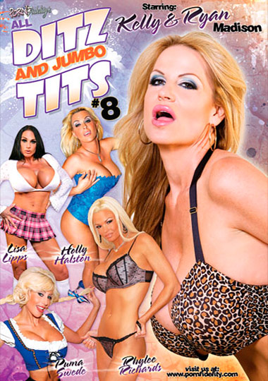 Porn Fidelity's All Ditz And Jumbo Tits 8 cover