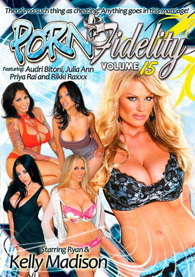 Porn Fidelity 15 cover