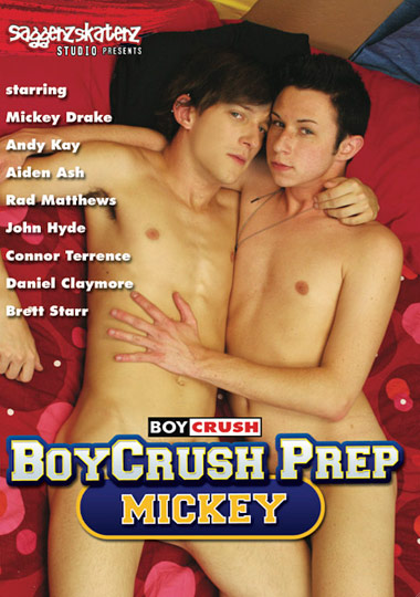 Boy Crush Prep Mickey cover