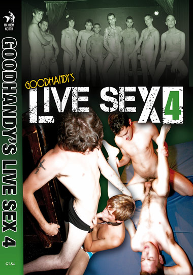 Goodhandy's Live Sex 4 cover