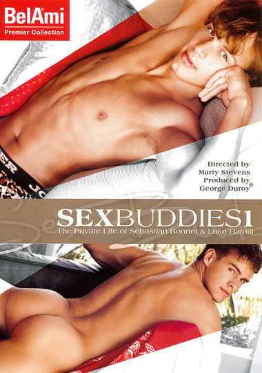 Sex Buddies: The Private Life Of Sebastian Bonnet And Luke Hamill cover